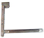 01001-TOP - Hinge Assemblies & Vent Arms, Peachtree