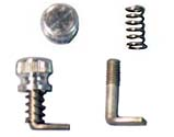 01100-S - Screen Clips, Latches