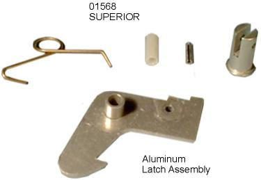 01568 - Awning Window Accessories - Latch