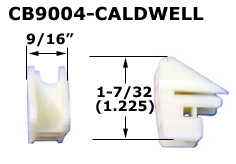 CB9004-CALDWELL - Channel Balance Accessories