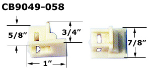 CB9049 - Channel Balance Accessories
