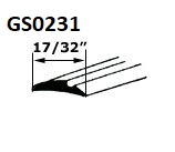 GS0231 - Glazing Spline