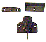 L0296 - Patio Screen Door Handles & Pulls