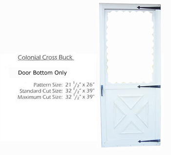 SD122 - Storm Door Miscellaneous
