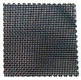 SWRM72 (Black) - Screen Wire - (Recreational Mesh)
