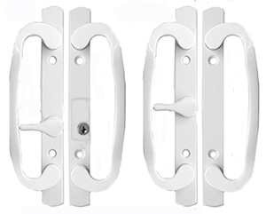 98.01 - Patio Glass Door Handles (Mortise Type)