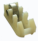 HS0521 - Horizontal Sliding Window Rollers And Guides